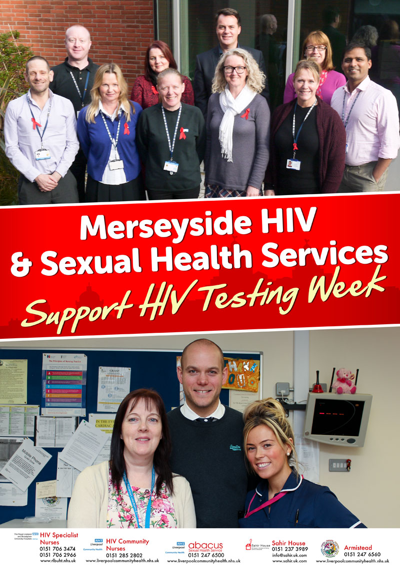 Liverpool sexual health clinic hours